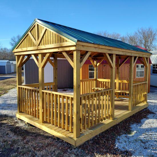 10x16 Cabana, Gazebo, Portable Pavilion