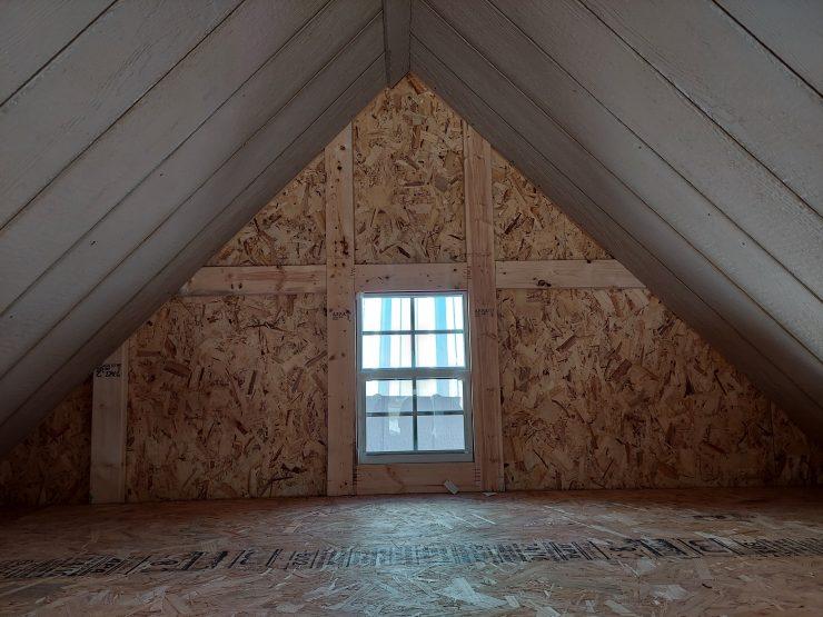 10x12 Victorian Playhouse Loft