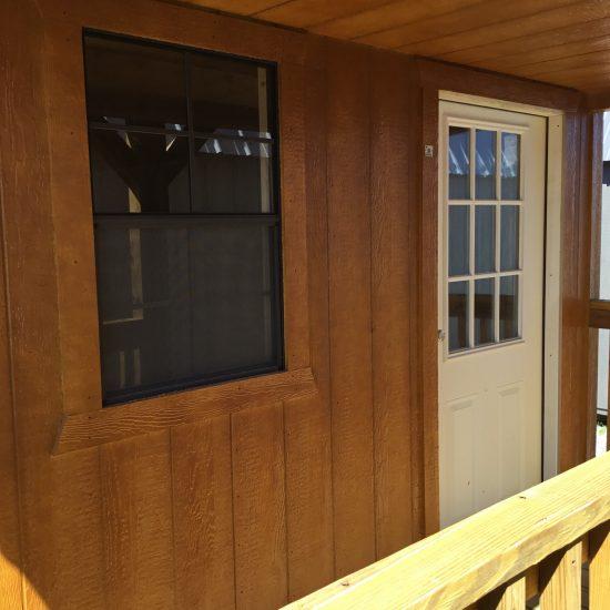 12x40 Lofted Barn Cabin or Tiny House